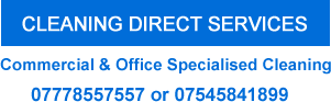 Cleaning Direct Services Logo